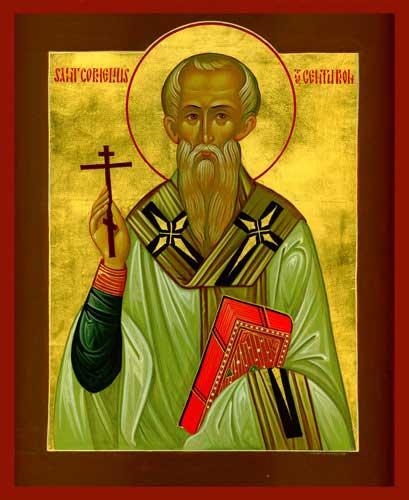 st.Cornelius-Pope and martyr