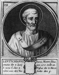 st.Eutychianus-Pope