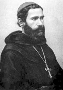 st.Ezequial Moreno-Augustine missionary renowned throughout the Americas