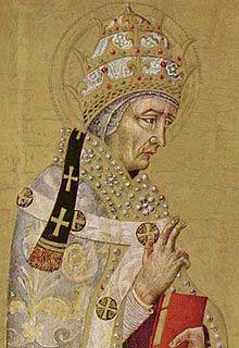 st.Fabian-Pope and martyr