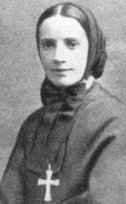 st.Frances Xavier Cabrini-First U.S. citizen to be canonized