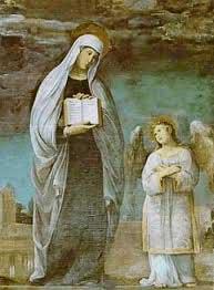 st.Frances of Rome