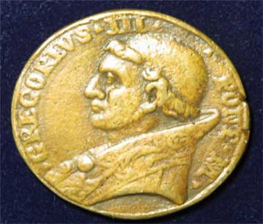 st.Gregory III-Pope