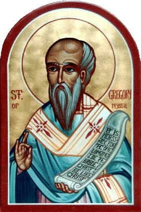 st.Gregory of Nyssa-Bishop of Nyssa; Father of the Church; brother of SS. Basil the Great, Macrina the Younger and Peter of Sebaste