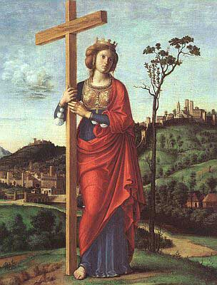 st.Helena-Empress, mother of Constantine the Great
