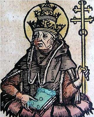 st.Hilarus-Pope