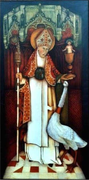 st.Hugh of Lincoln