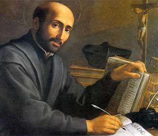 st.Ignatius of Loyola-Founder of the Society of Jesus
