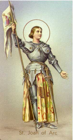 st.Joan of Arc