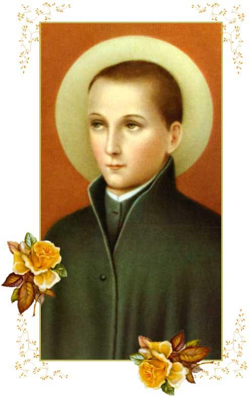 st.John Berchmans