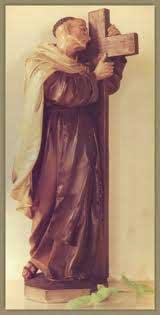 st.John of the Cross-Spanish mystic, Renaissance poet, a founder of the Discalced Carmelite Order, and Doctor of the Church