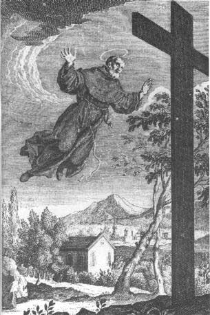 st.Joseph of Copertino-Franciscan mystic Also known as: Joseph of Cupertino