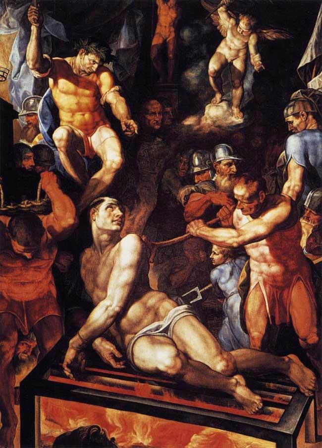 st.Lazarus-Brother of Martha