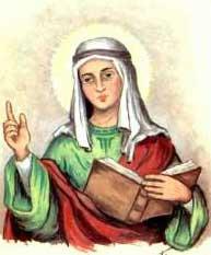 st.Macrina the Elder