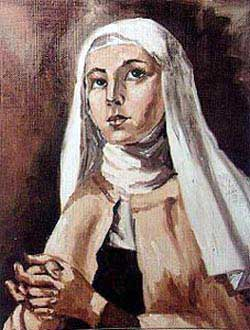 st.Marie of the Incarnation