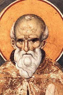 st.Maximus of Constantinople-Abbot, mystic and Father of the Church