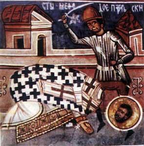 st.Methodius of Olympus