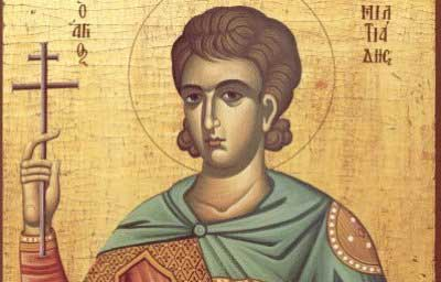 st.Miltiades-Pope