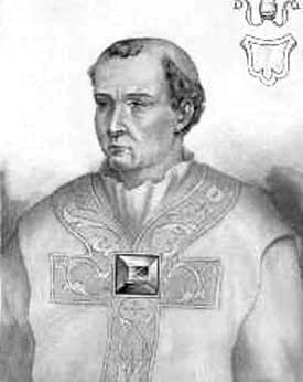 st.Nicholas I-Pope