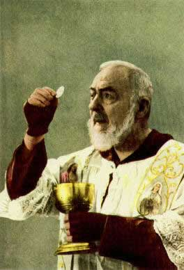 st.Padre Pio, Blessed
