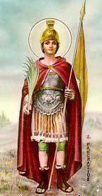 st.Pancras-Roman martyr popular in England
