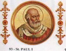 st.Paul I-Pope