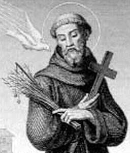 st.Peter of Alcantara-Penitent and mystic