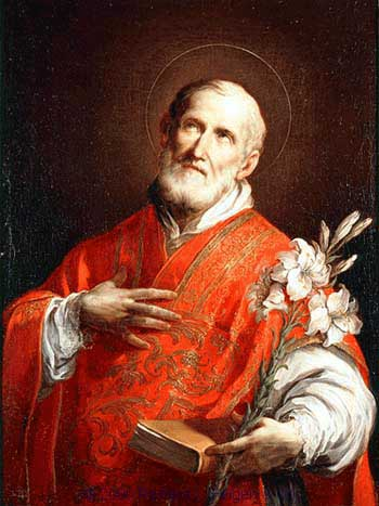 st.Philip Neri-Missionary and founder of the Congregation of the Oratory