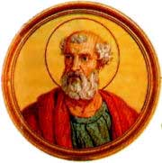 st.Pius I-Pope and martyr