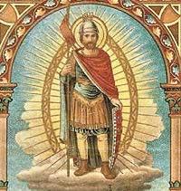 st.Quirinus-Roman tribune and martyr