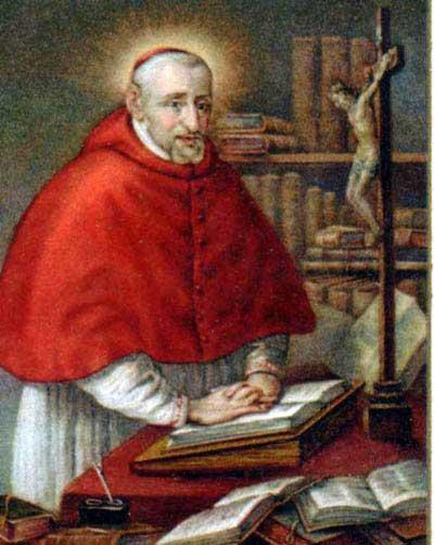 st.Robert Bellarmine-Cardinal, theologian, Doctor of the Church