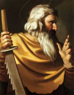 st.Simon the Zealot
