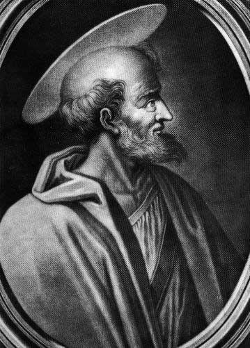 st.Simplicius-Pope
