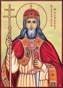 st.Stephen of Hungary