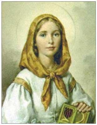 st.Dymphna-Virgin and martyr