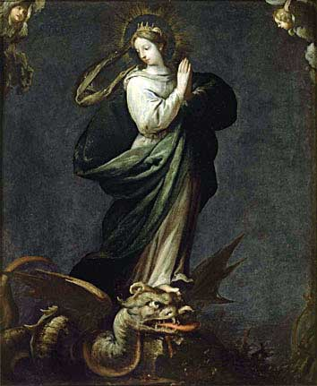 st.Margaret of Antioch-One of the Fourteen Holy Helpers