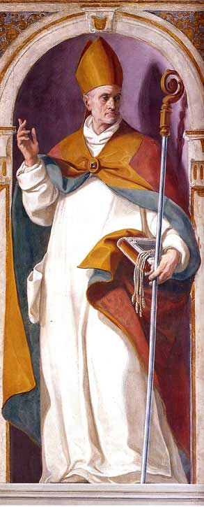 st.Anthelm-Carthusian monk and bishop