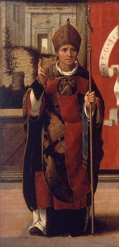 st.Antoninus-Archbishop of Florence