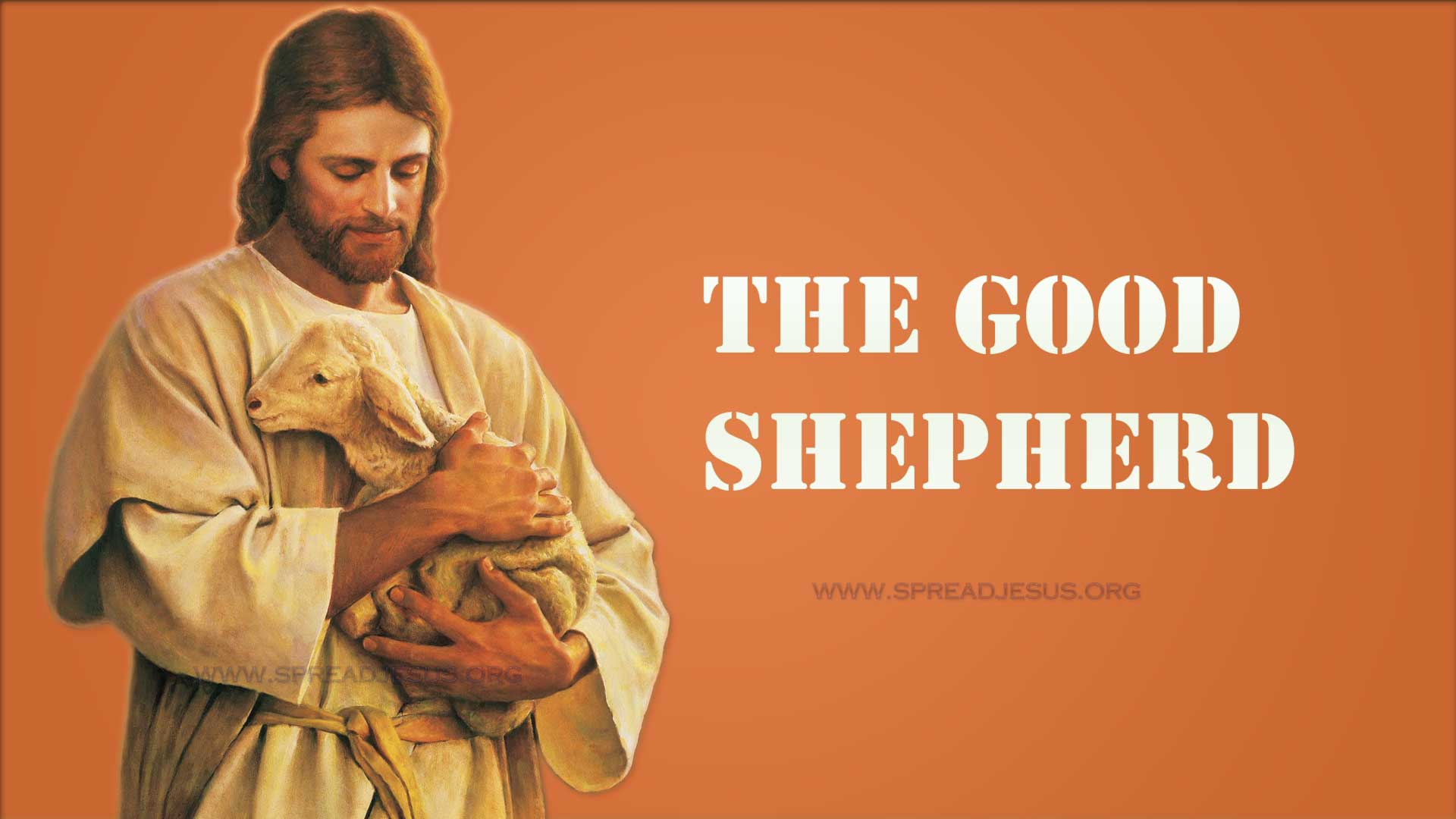 The Good Shepherd wallpapers
