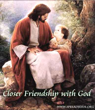 Closer Friendship with God