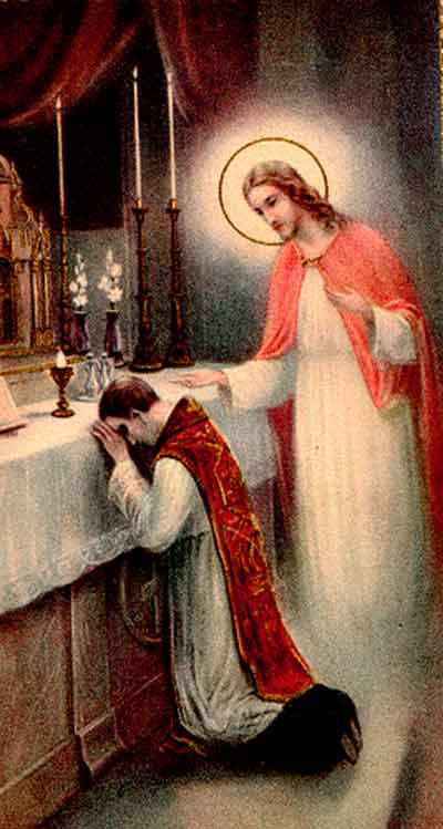 Without the Catholic Priest You Will Have NO Salvation