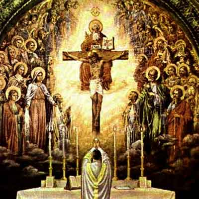 The Holy Trinity Sunday mass readings