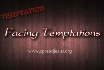 Facing Temptations