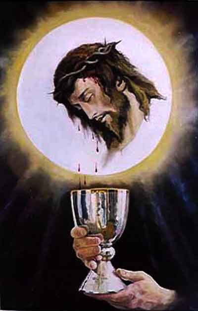 The Body And Blood Of Christ-sunday mass readings
