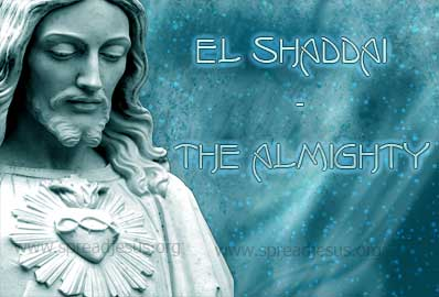 El Shaddai-The Almighty