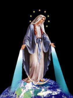 Prayer To Our Lady,Queen Of Peace
