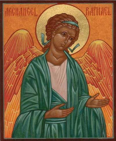 Prayer To The Archangel Raphael