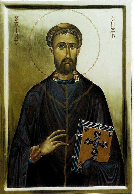 st.Chad-Bishop and founder
