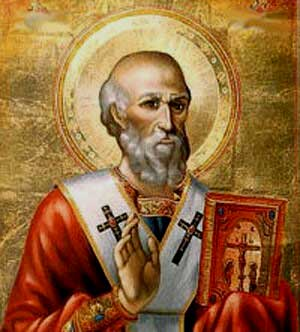 st.Athanasius-Bishop; Father of the Church and Doctor of the Church