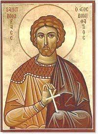 st.Boniface I-Pope